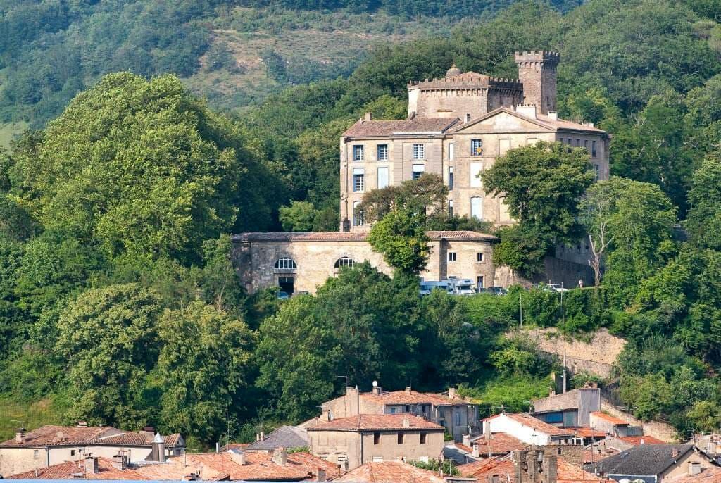 Château de Chalabre | Le Parc de Loisirs Médiéval Interactif unique dans l'Aude, Pays cathare