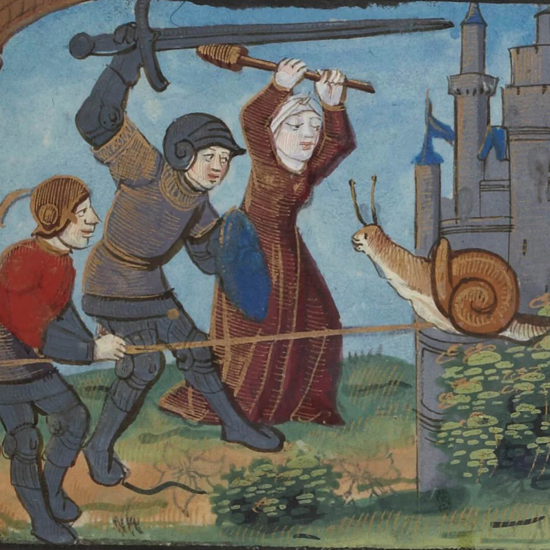 Cultes ! 10 enluminures médiévales complètement allumées