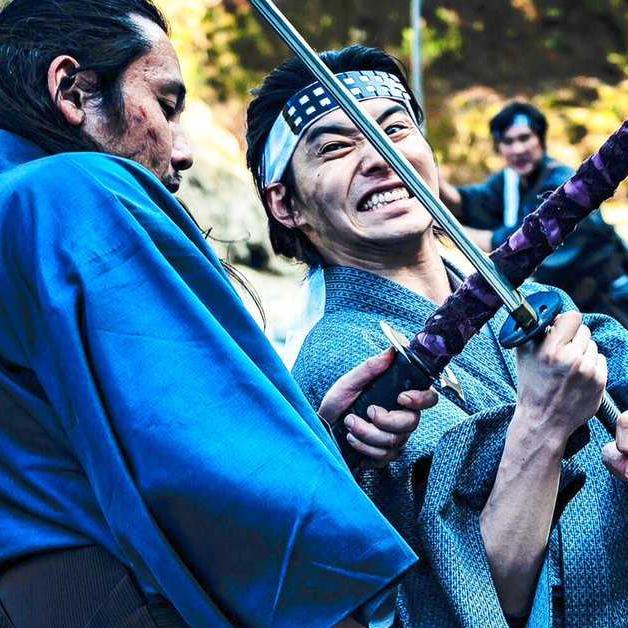 Crazy Samurai a une scène d'action épique d'arts martiaux à prise unique de 77 minutes