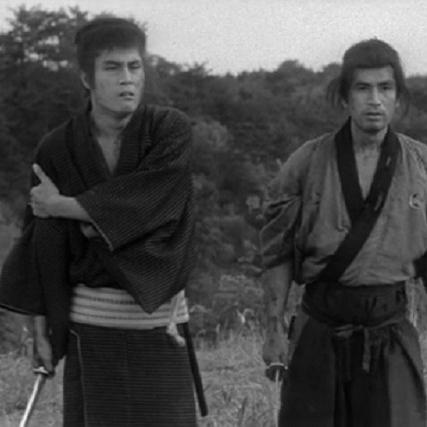 « Trois Samouraïs hors-la-loi », de Hideo Gosha, entre film d'action et drame social