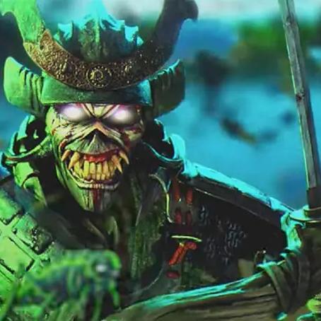 Iron Maiden est de retour : Eddie renaît en samouraï assoiffé de sang dans la vidéo de « The Writing On The Wall »