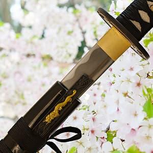 Sakura, katana aiguisé (桜 fleur de cerisier)