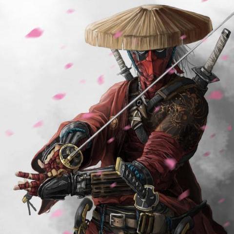 À quoi ressembleraient les super-héros Marvel en samouraïs ?