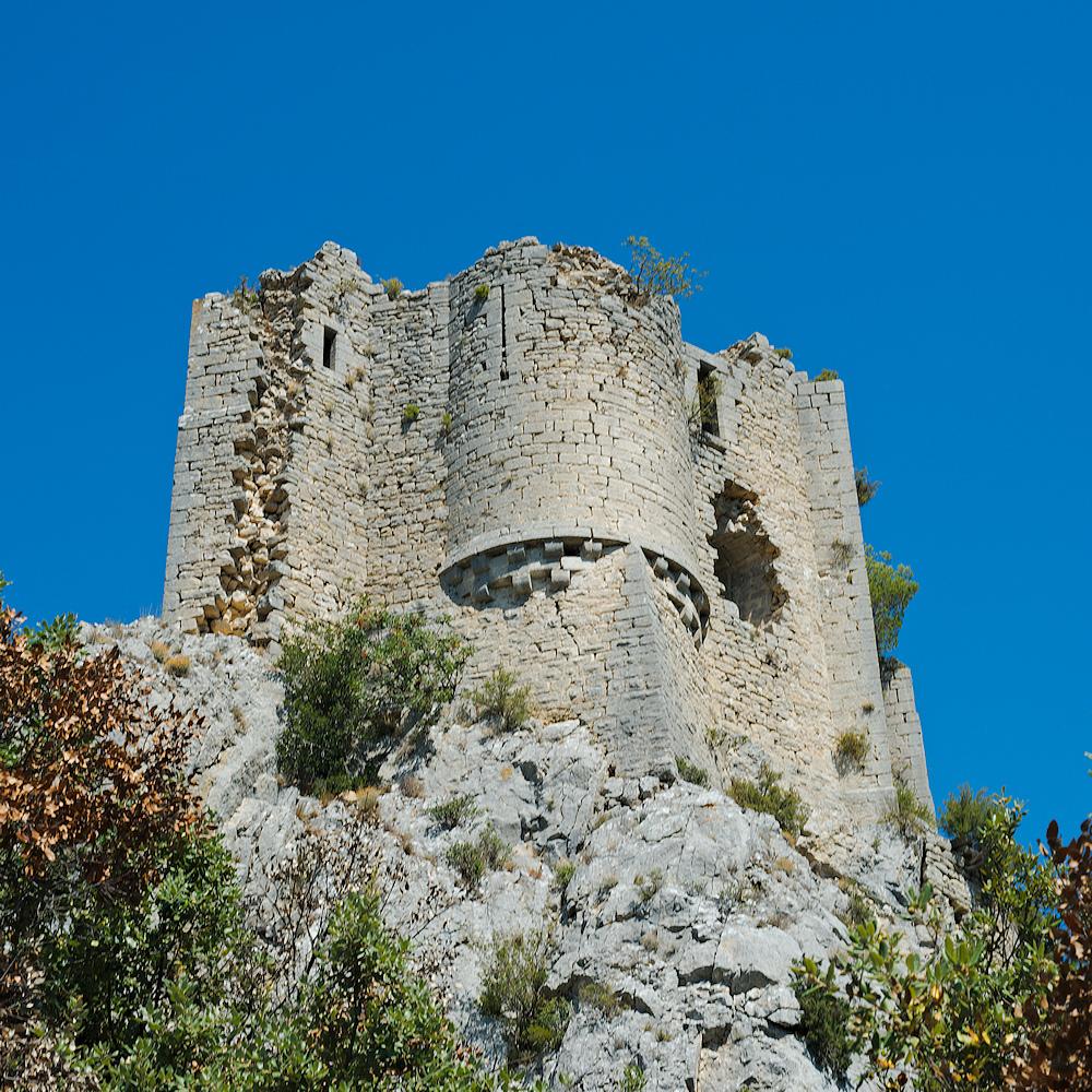 Château de Viviourès, Valflaunès, Hérault, Occitanie, France